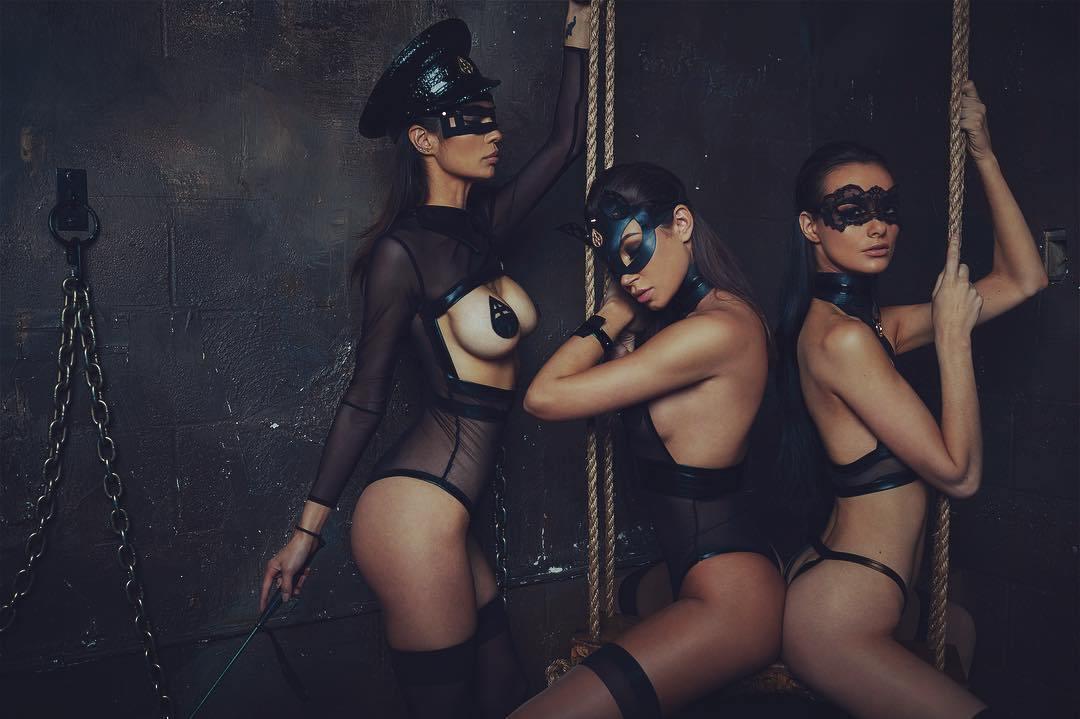 Внутри элитного секс-клуба, где развлекаются богатые и знаменитые