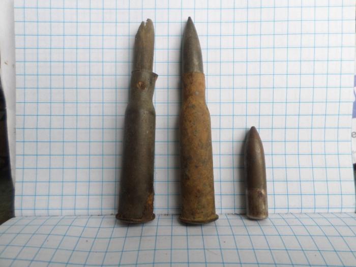 На что способны пули из дерева и резины
