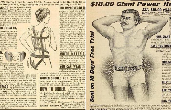 Нелепые товары, которые сто лет назад покупали по каталогам