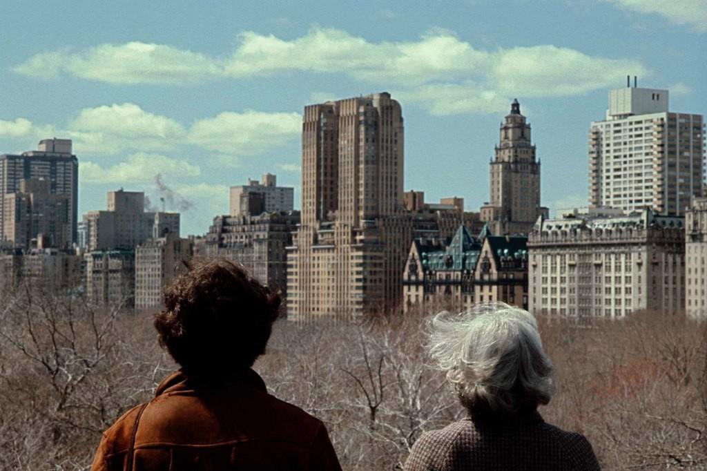 Нью-Йорк 30 лет назад на снимках