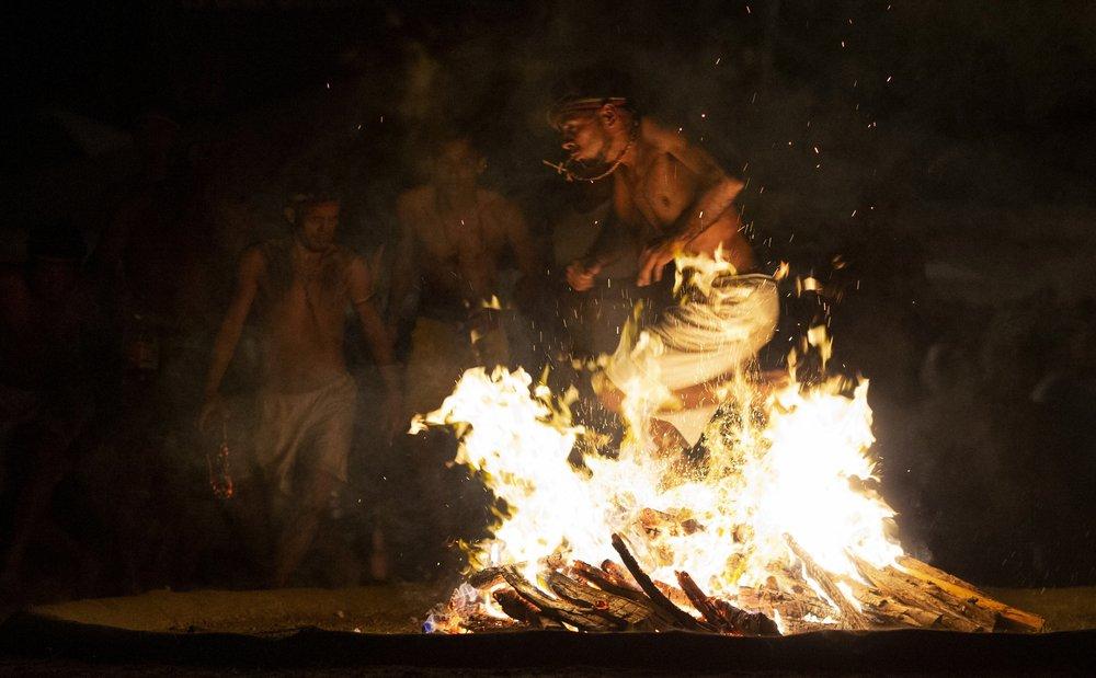 Венесуэльцы просят исцеления у мифической богини Марии Лионсе