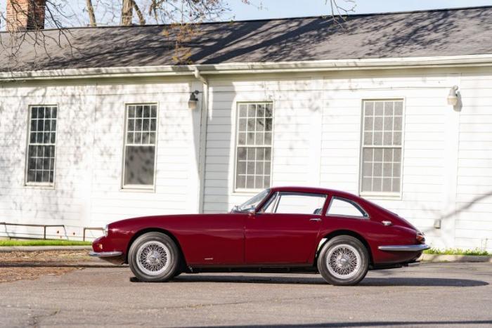 Apollo 3500 GT 1962-1964 — американский охотник на Ferrari