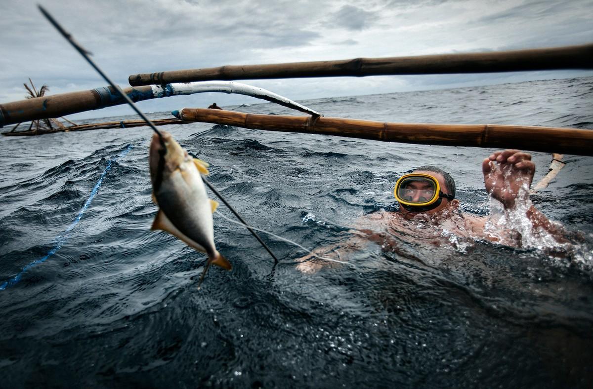 Рыбацкая деревушка Сан-Хоакин на острове Панай