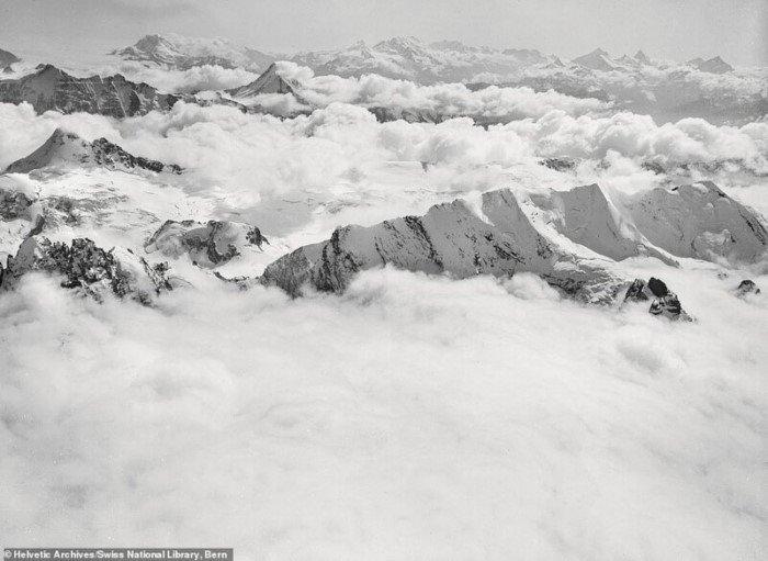 Впечатляющие аэрофотографии в истории человечества