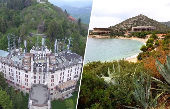Заброшенные курорты в разных странах мира