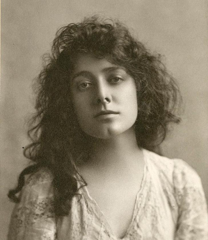 Чарующая красота людей прошлого века на снимках