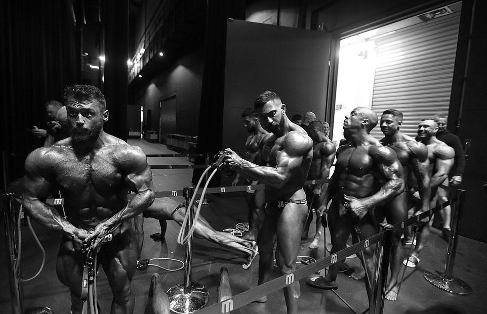 Чемпионат по бодибилдингу в Мельбурне 2019