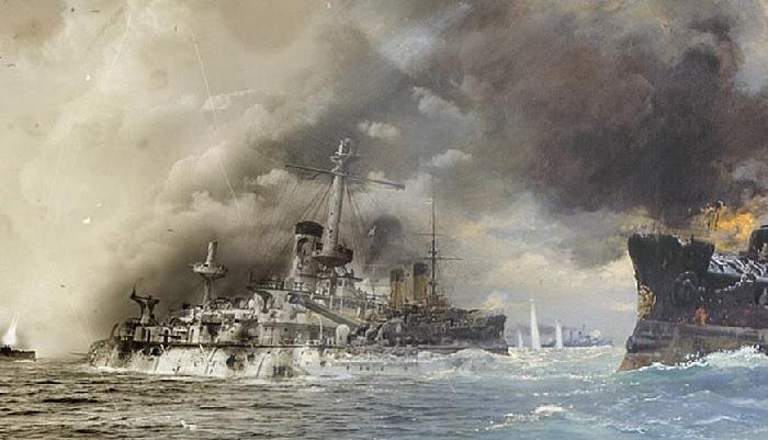 Как Цусимская морская битва стала обозначением фиаско