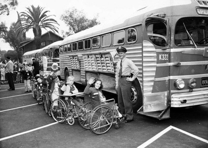 Летние лагеря для школьников США в 50-е годы