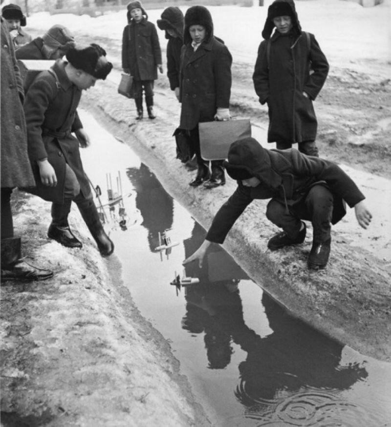 Счастливые советские дети в доброй фотоподборке