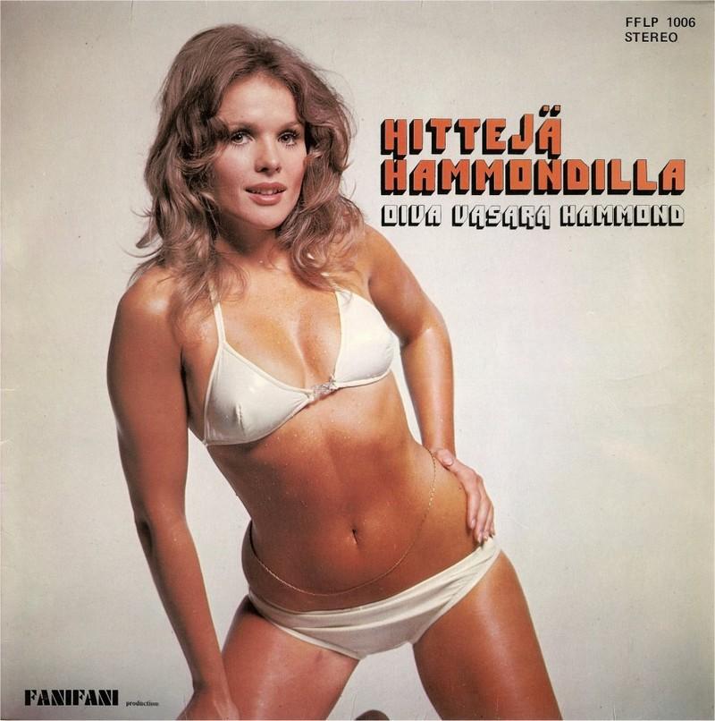 Сексуальные обложки виниловых пластинок второй половины прошлого века