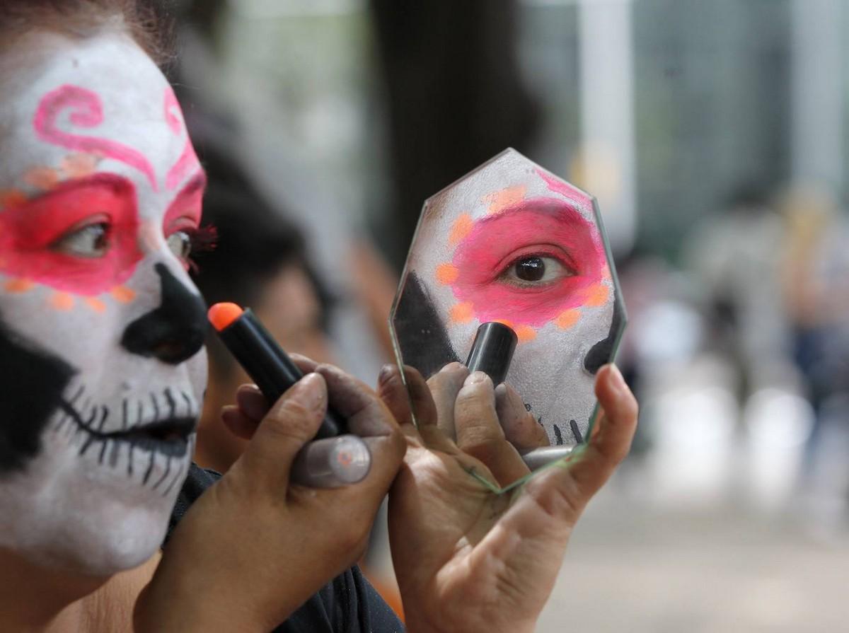 В Мексике готовятся к празднованию Дня мёртвых