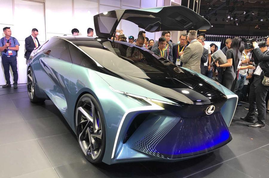 Масштабный автосалон Tokyo Motor Show 2019