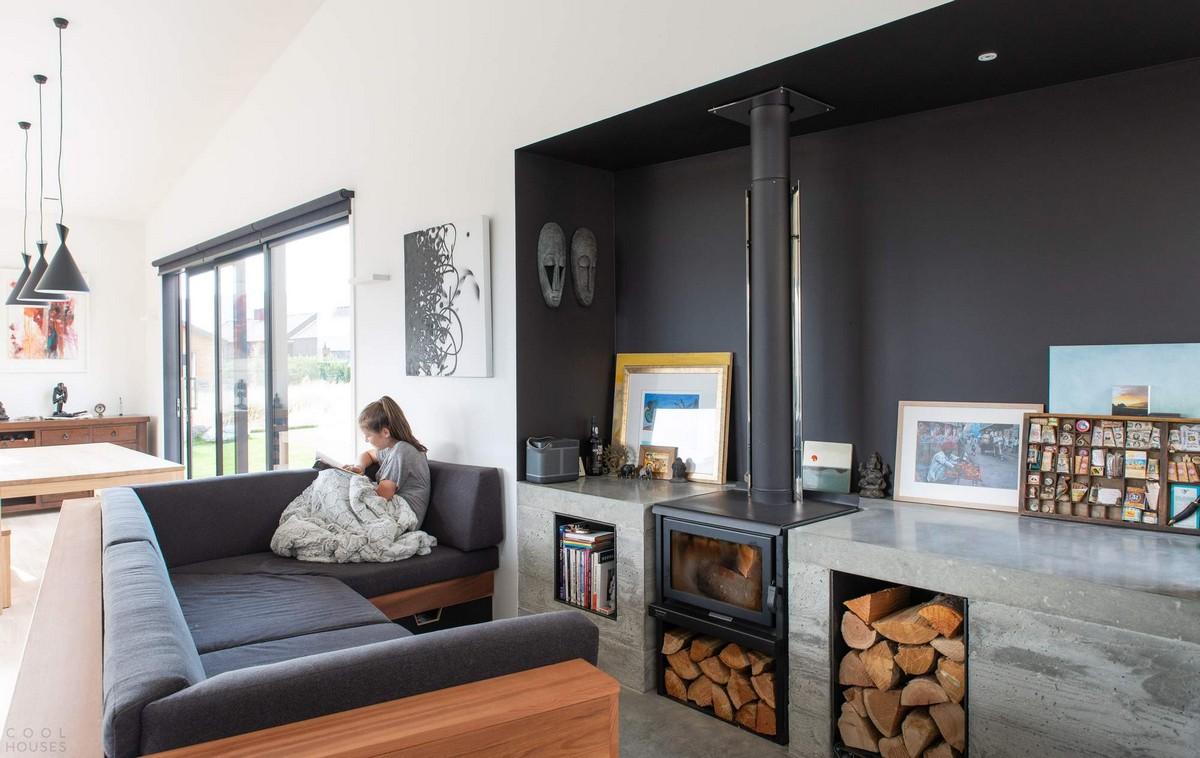 Семейный дом в Новой Зеландии