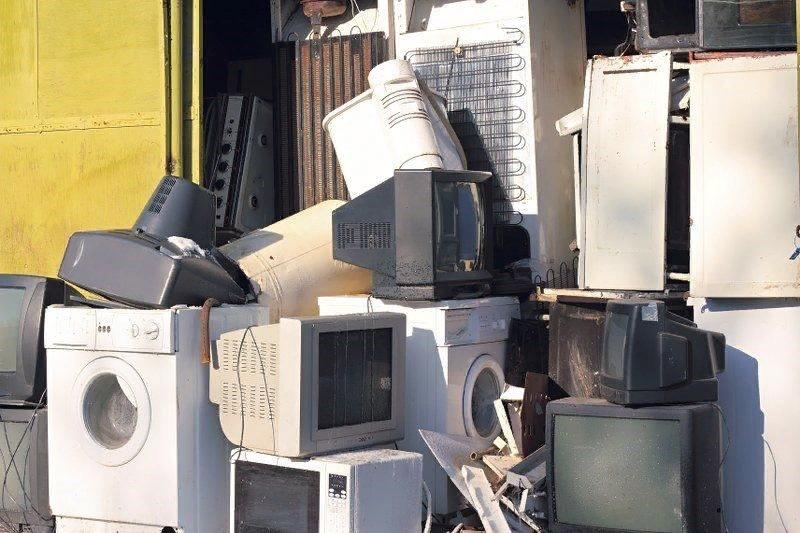 Типы мусора, который необходимо сортировать