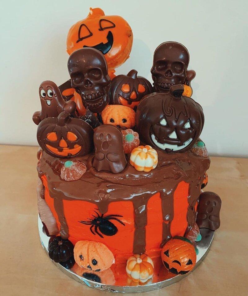 20 félelmetes finom desszert a Halloween számára