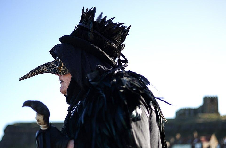 Фестиваль Готический уикенд в Уитби
