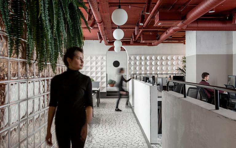 Какими могут быть офисы будущего