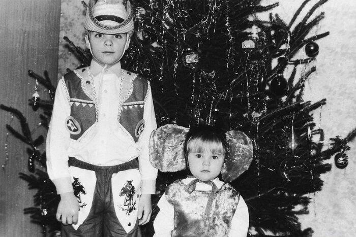 Лучшие наряды советских детей на Новый год