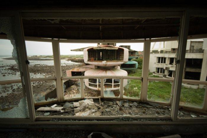 Проклятый город-призрак, который убивал своих строителей