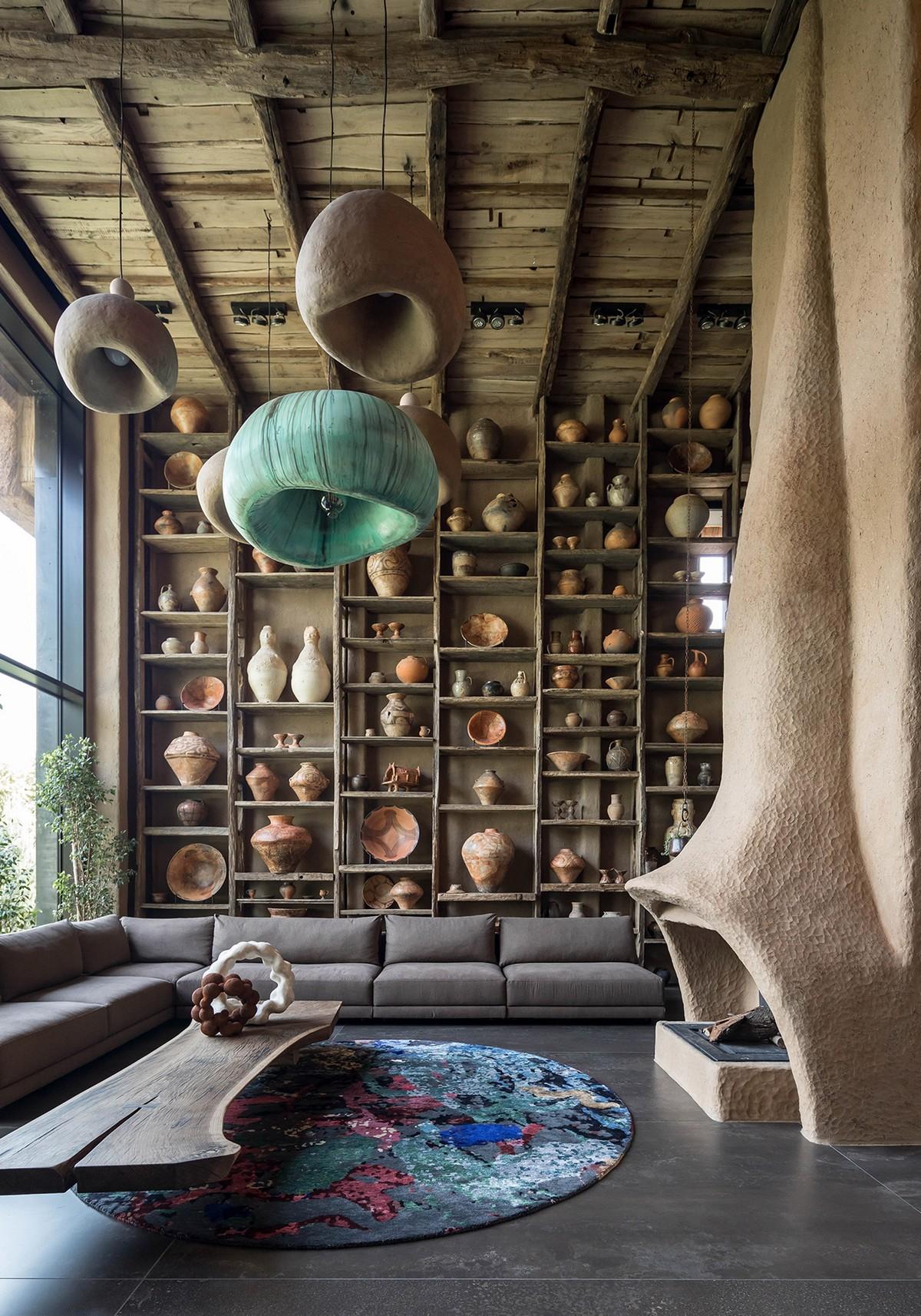 Дом в современном украинском стиле, но с японской философией