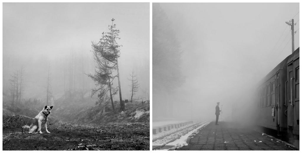 Душевность на чёрно-белых снимках от Милены Галчиной