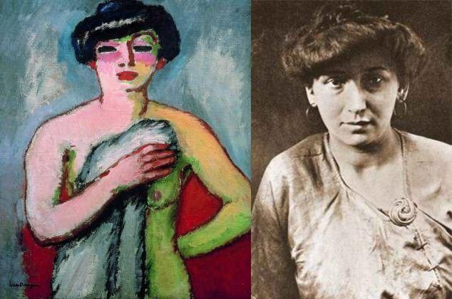 Из истории картины Пикассо Девочка на шаре