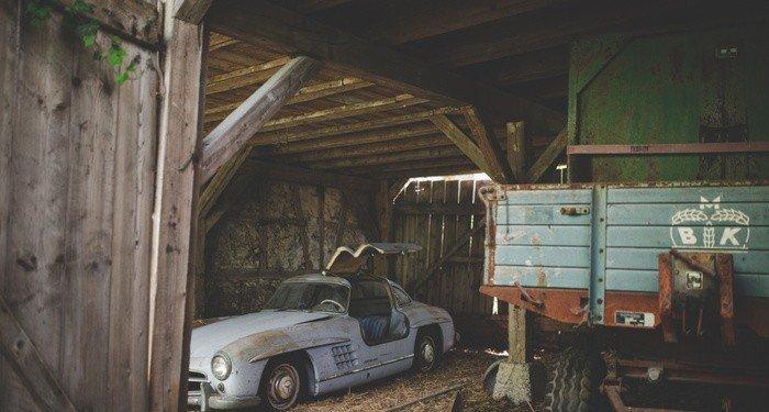 Уникальная находка в старом сарае на миллионы долларов