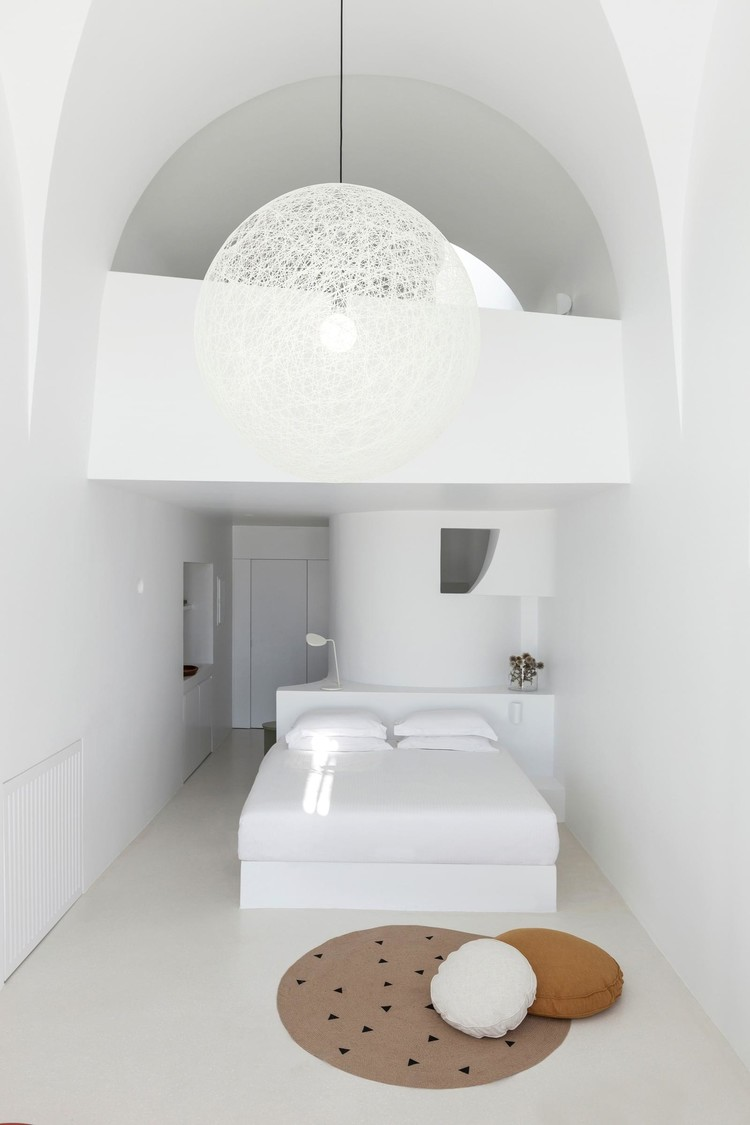 Дом для отдыха на острове Санторини