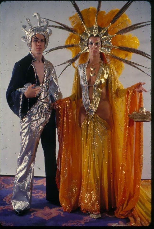 Какими были косплееры 1970-х годов