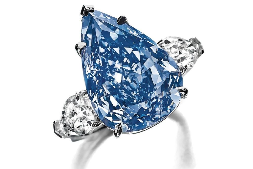Самые дорогие бриллианты, проданные на аукционах
