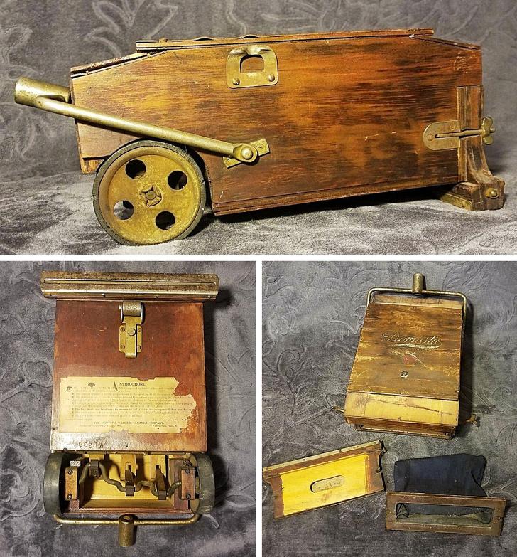 Как выглядели первые холодильники, пылесосы и тостеры