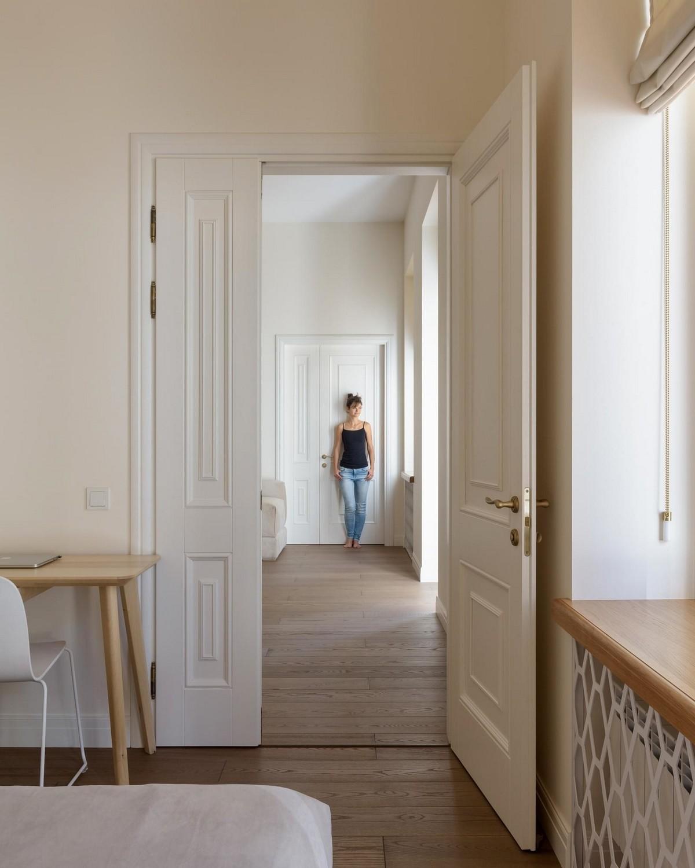 Квартира с лёгким интерьером в Киеве