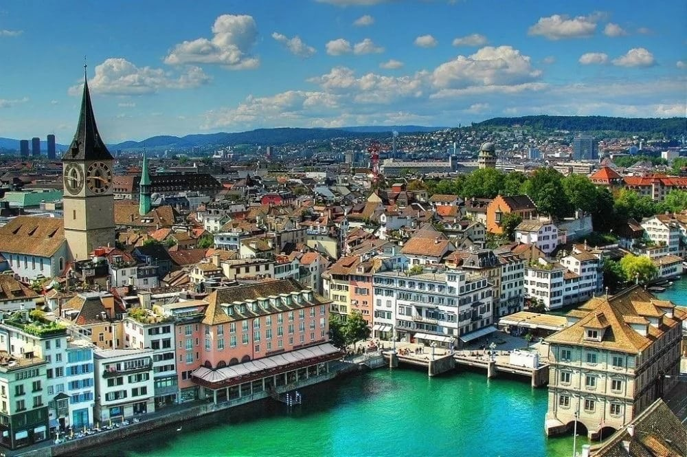 Самые дорогие для путешествий страны в мире