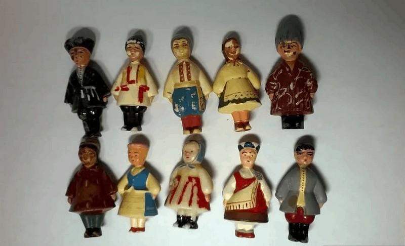 Самые редкие и дорогие ёлочные игрушки СССР