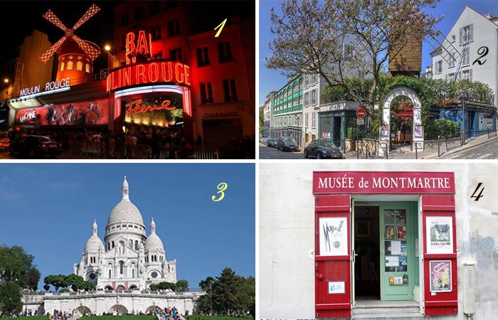 Чем отличаются парижские Монмартр и Монпарнас