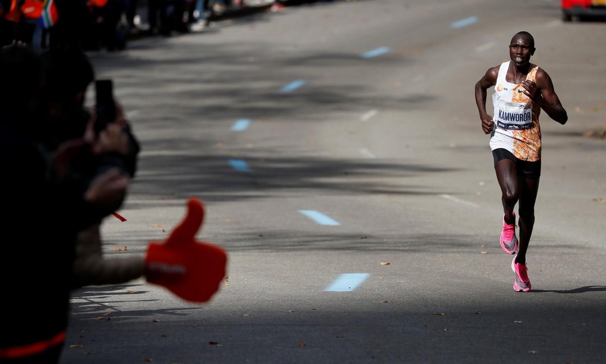 Ежегодный Нью-Йоркский марафон 2019