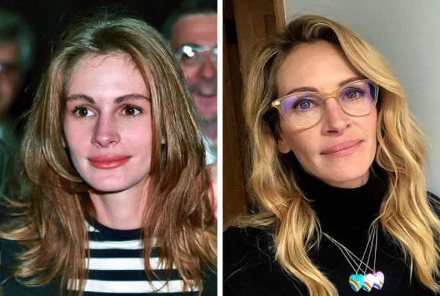 Знаменитые актрисы, которые решили отказаться от пластики