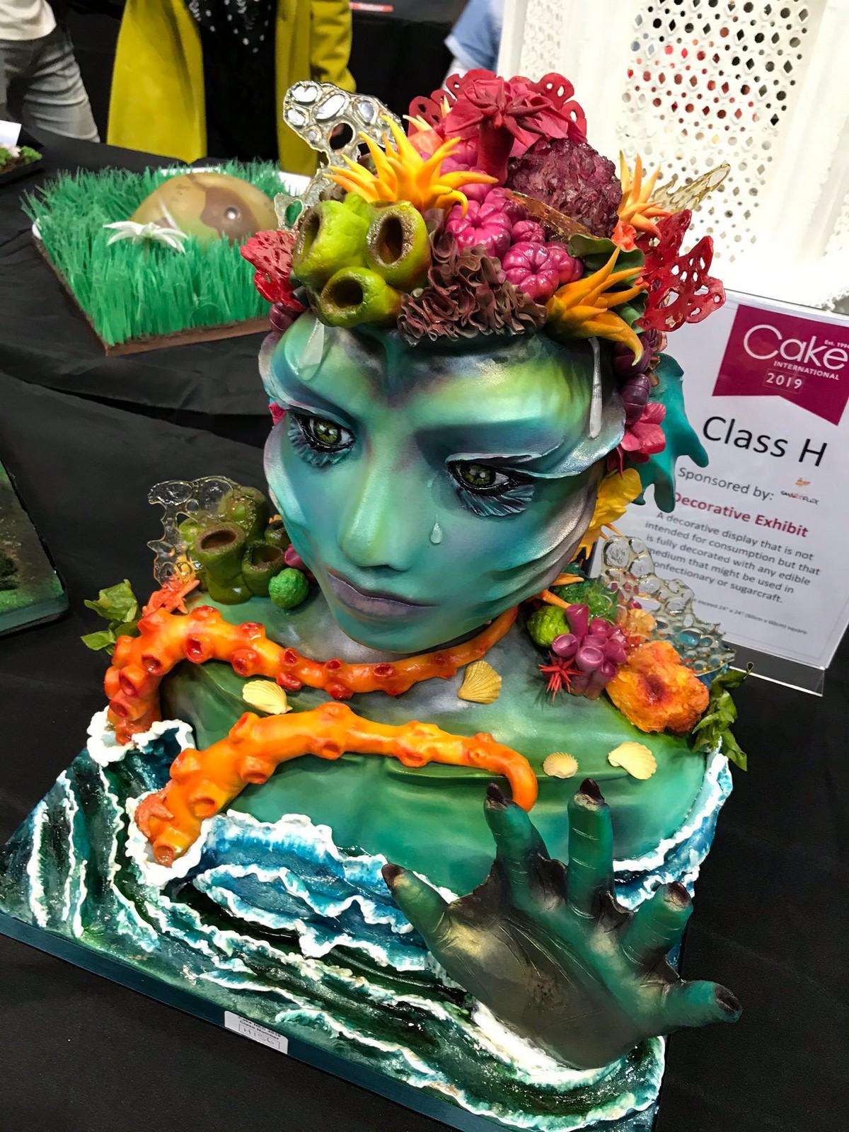 Фестиваль кондитерского искусства Cake International в Бирмингеме