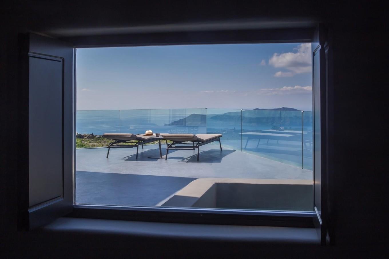Отель Kivotos Santorini в Греции