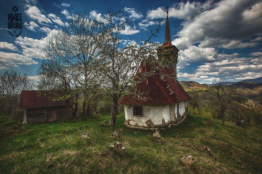 Заброшенные места Западных Румынских гор от Кристиана Липована