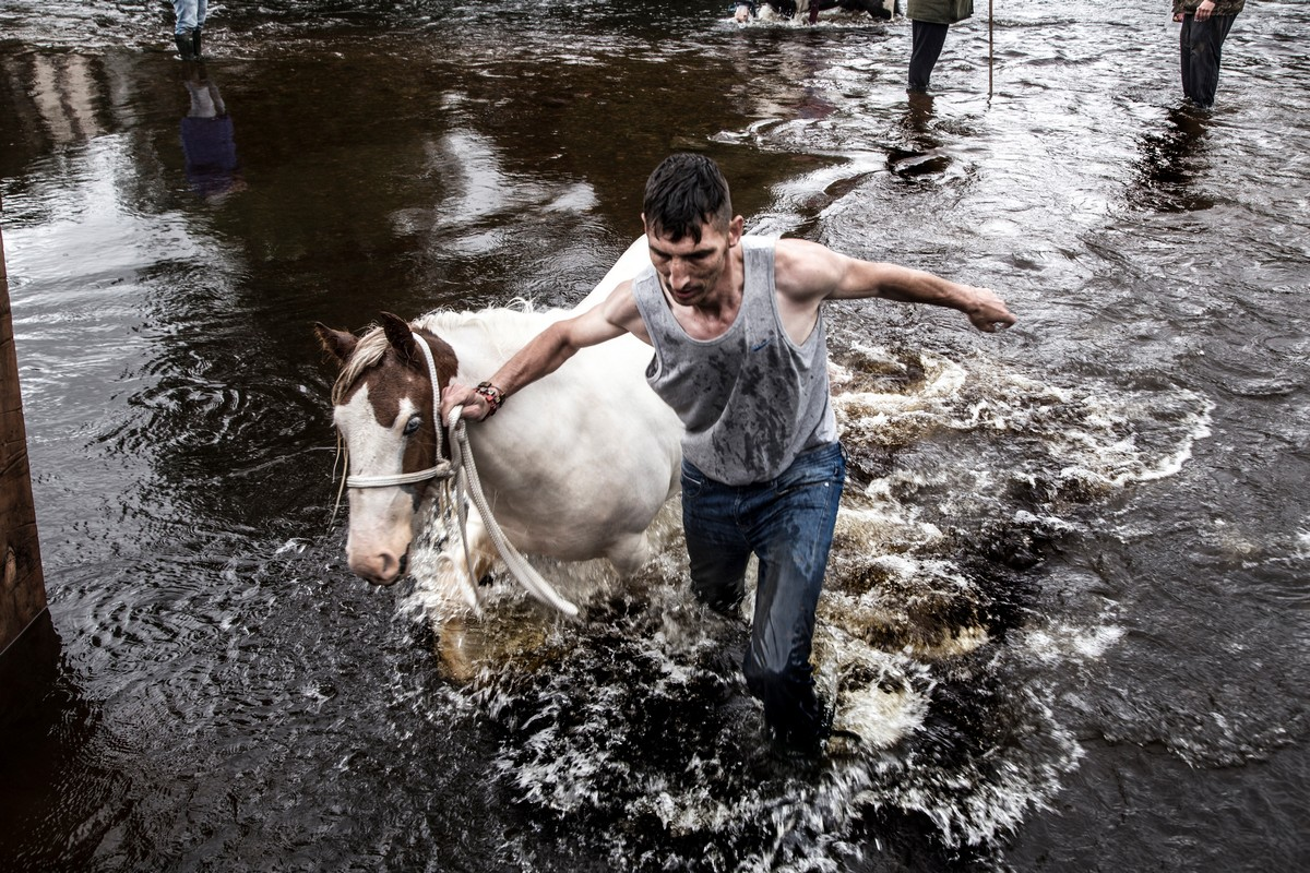Жизнь и быт ирландских коренных цыган