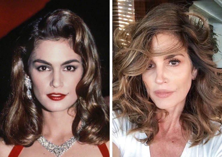 Знаменитые женщины, которые потрясающе выглядят, несмотря на возраст