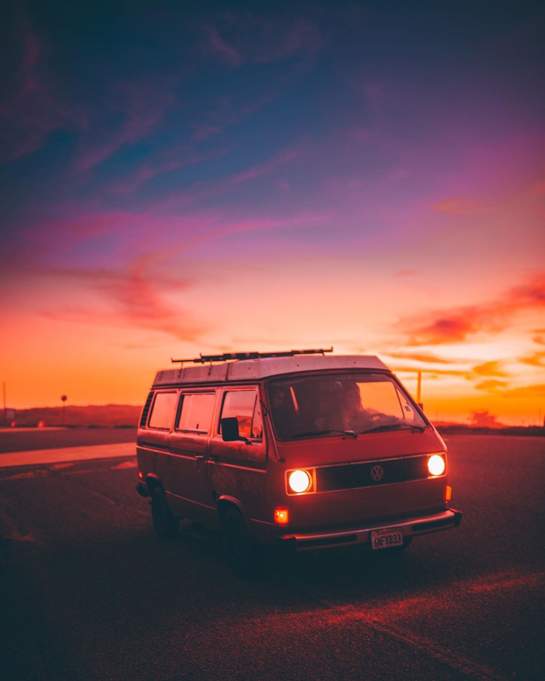 Невероятные пейзажи и путешествия на снимках Брайтона Гальвана