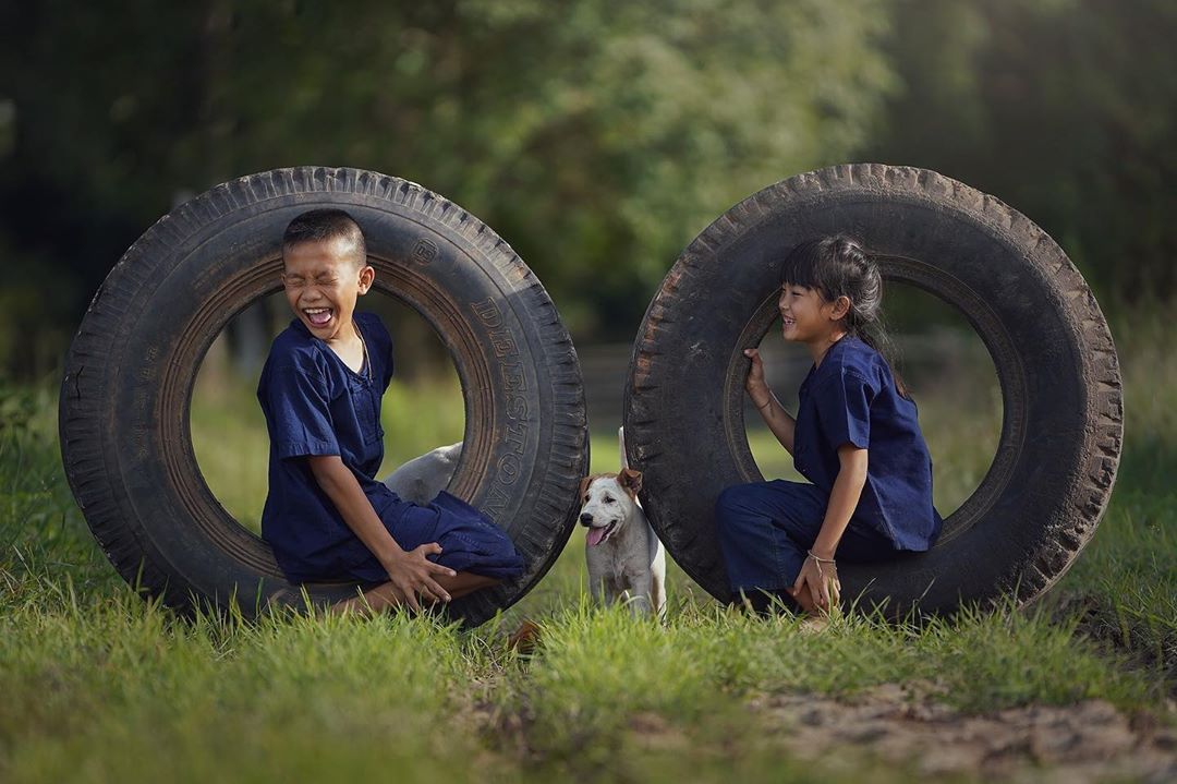 Красота и магия Таиланда на снимках Саравута Интароба