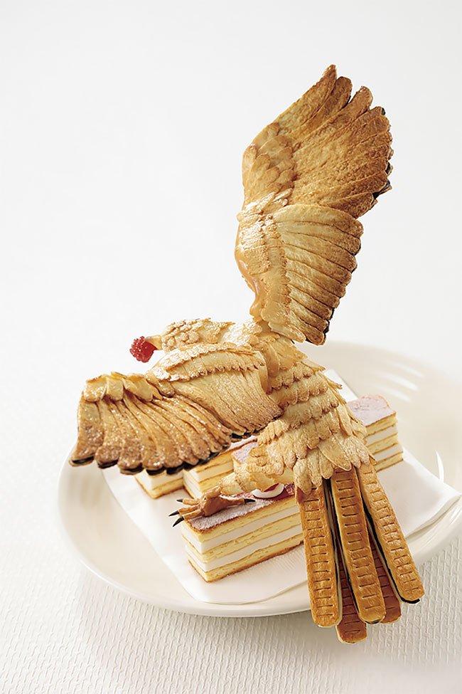 Пластиковые образцы еды как творчество в Японии