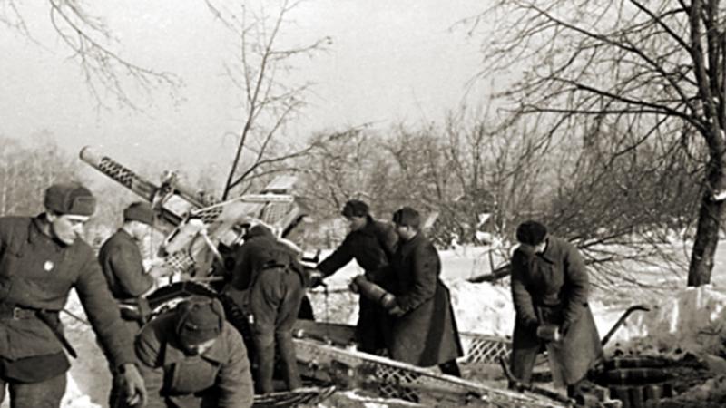 Как Москва встречала солдатов Рейха