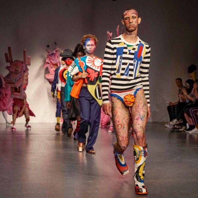 Мужская мода на 2020 год, которая мужским и не пахнет