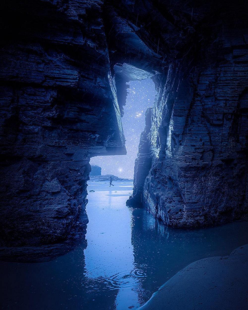 Природа и путешествия на снимках Ромена Маттеи