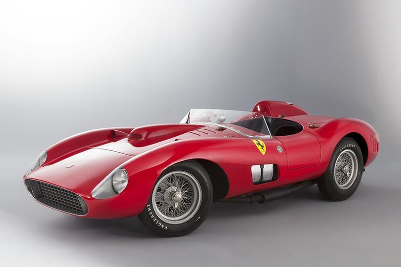 Самые дорогие автомобили, проданные на аукционах